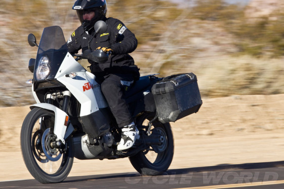 2012 KTM 990 Adventure