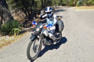 Lynda Wallenfels takes on the AZBDR Trail System Solo