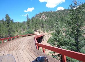 Colorado Gold Rush Motorcycle Tour 2014
