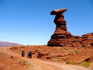 Utah Backcountry Discovery Route Tour 2014