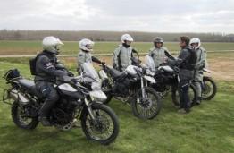 Trailquest Adventure Rider Training Worcestershire UK