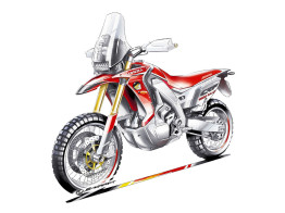 2015 CRF1000 Africa Twin Photo