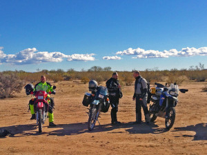 Adventure Motorcycle Riding Buddies