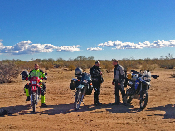 Adventure Motorcycle Riding Buddies