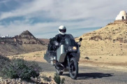 Daniel Rintz on 80's BMW R80GS