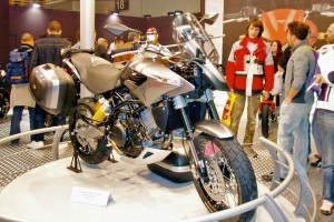 Moto Morini Granpasso, another model you can't buy in the USA