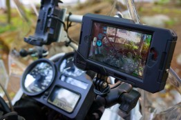 Dash mounted Hitcase Pro