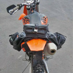 Nomand Rider Out N Back Saddlebags for ultralight packers