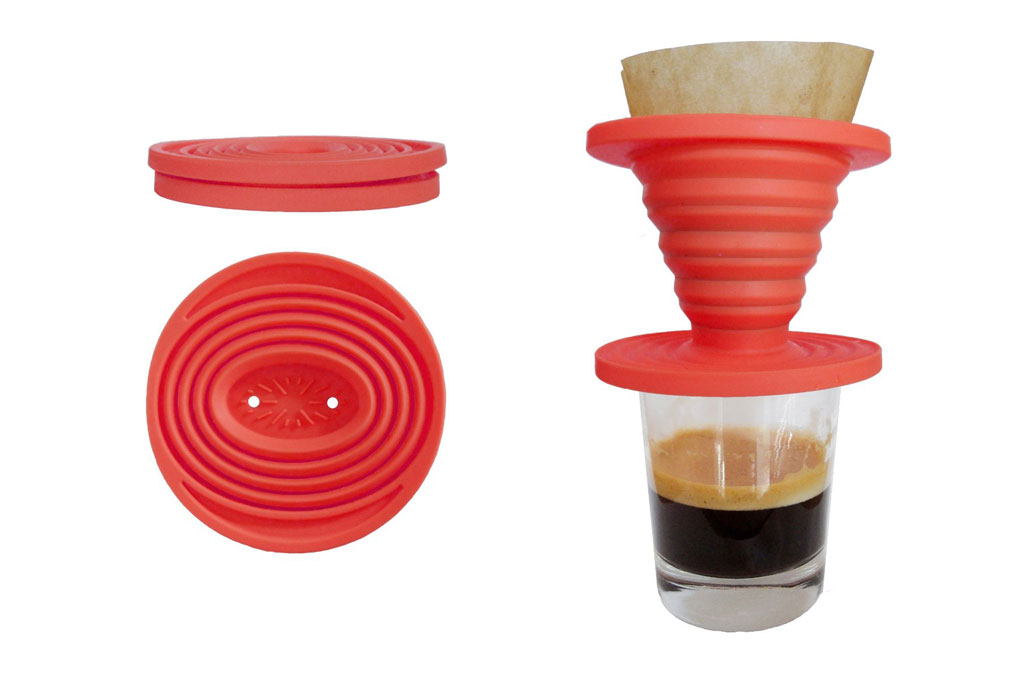 Slickdrip A Lightweight Collapsible Camp Coffee Maker Adv Pulse