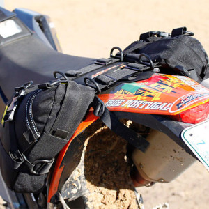 Wolfman Daytripper Saddlebags for Ultralight Packers