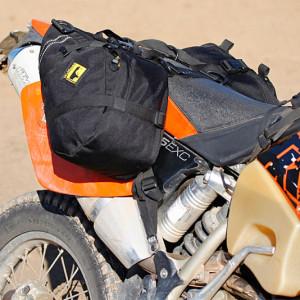 Wolfman E-12 enduro saddlebags