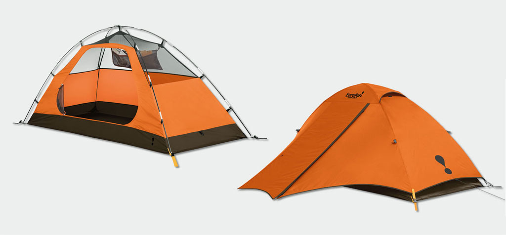 Eureka Apex Solo Backpacking Tent - motorcycle c&ing gear set : one person backpacking tents - memphite.com