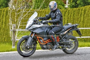 New KTM 1190 Adventure Touring