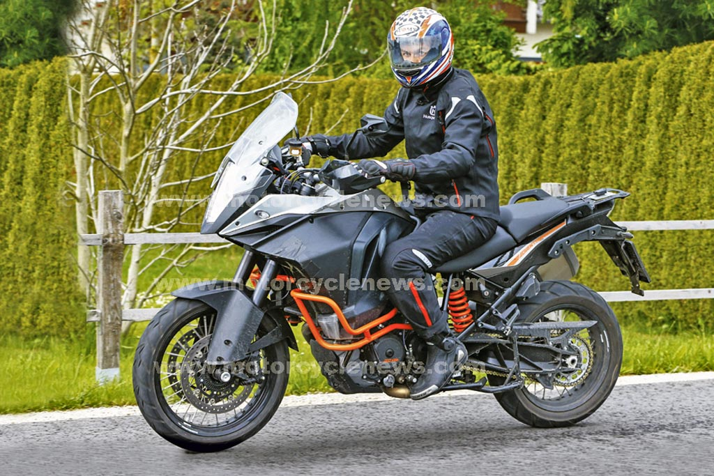 New KTM 1190 Adventure Touring