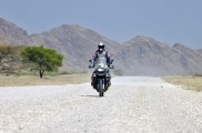 Off-Road Riding BMW R1200GSA