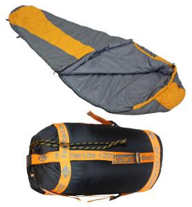 TETON Sports TrailHead Sleeping Bag 20 degrees