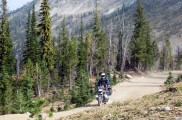 Idaho Backcountry Discovery Route Trail System