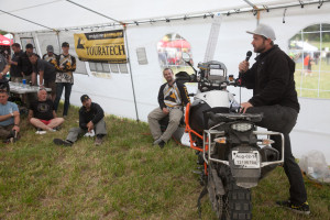 Quinn Cody Rally Navigator Experience Touratech Rally