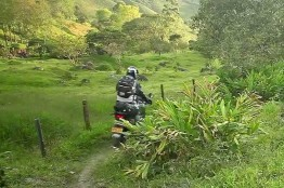 Colombia Off-Road Jamie Robinson