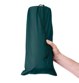 Therm-a-rest ultralight cot packed