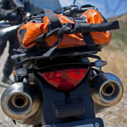 Dual Sport Blinkers Rear View