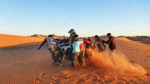 Africa Trail Raid 2015