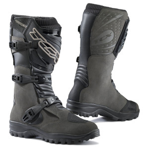 TCX Track EVO Adventure Boots (adventure motorcycle gear)
