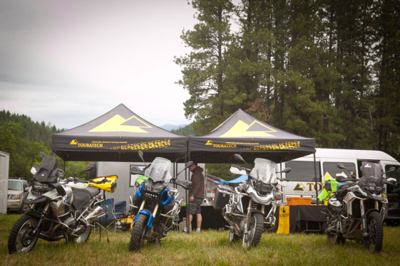 Touratech dream bikes.