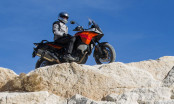 The versatile KTM 1190 Adventure wins Cycle World's Best Adventure Bike Award for 2014. (Courtesy Cycle World)