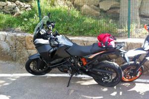 New KTM 1290 Super Adventure