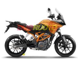 2015 KTM 390 Adventure render