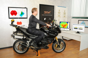 TMF Research Center Testing Padded Motorcycle Shorts