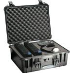 Pelican case 1550 camera case.