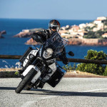 2015 KTM 1290 Super Adventure on the coast
