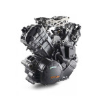 2015 KTM 1290 Super Adventure Engine Case