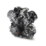 2015 KTM 1290 Super Adventure Engine