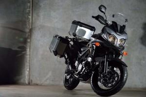 V-Strom 650XT revealed