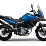 2015 Suzuki V-Strom 650 blue