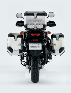2015 Suzuki V-Strom 650 tail light