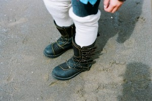 Women's Stylish Motorcycle Boots