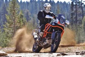 Quinn Cody KTM 1190 Adventure