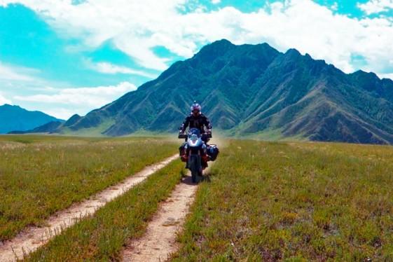 Tolga Basol Ride Must Go On KTM 1190 Adventure
