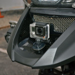 GoPro Fender Mount BMW R1200GS moto videos