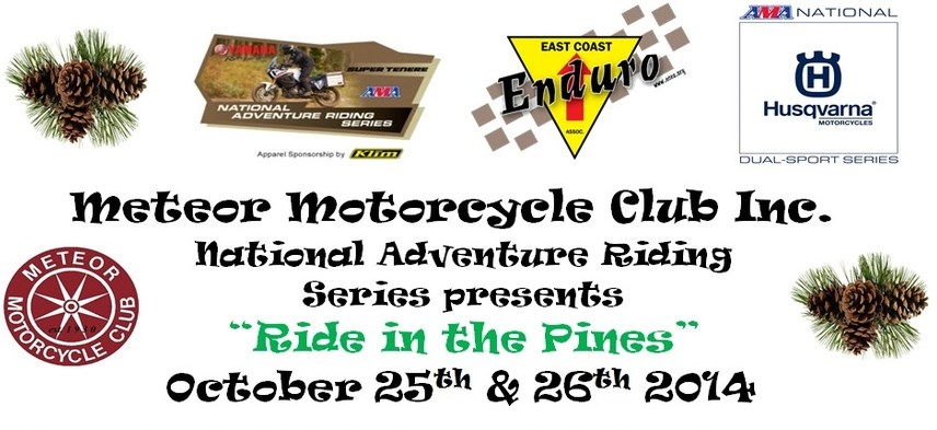 Ride in the Pines, 2014
