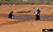 Telescopic Monopod GoPro Stick river crossing