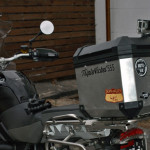 GoPro Topbox Mount BMW R1200GS moto videos