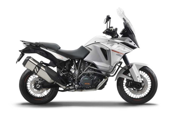 2016 KTM 1290 Super Adventure - KTM 2016 Models