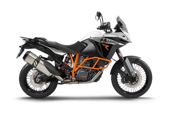 2015 KTM 1190 Adventure R - KTM 2015 Models