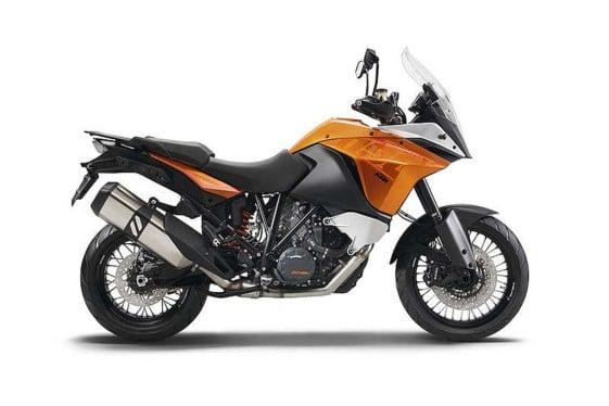 2015 KTM 1190 Adventure Orange - KTM 2015 Models