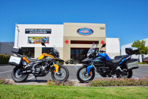 CSC Motorcycles Headquarters